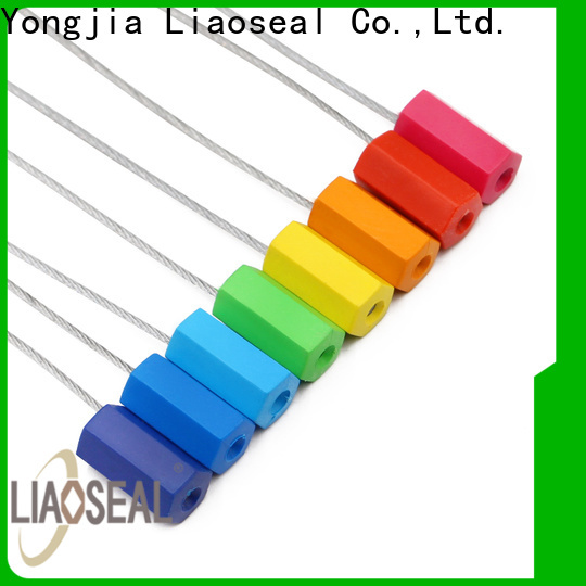 Best tamper proof wire seals Suppliers for catering trolleys