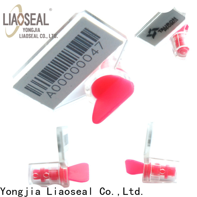 Wholesale lead seals Supply for ISO containers