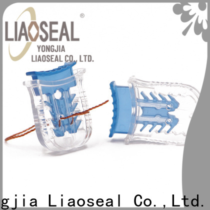 water meter seals company for ISO containers