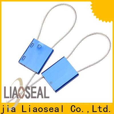 container cable seal for business for cash bags