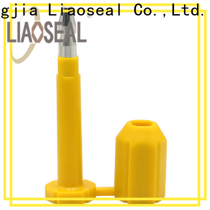 High-quality container seal Supply for trailer doors