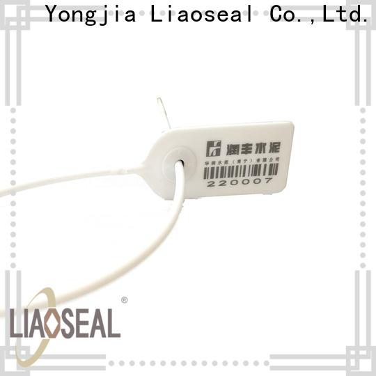 tamper evident plastic seals Suppliers for truck doors