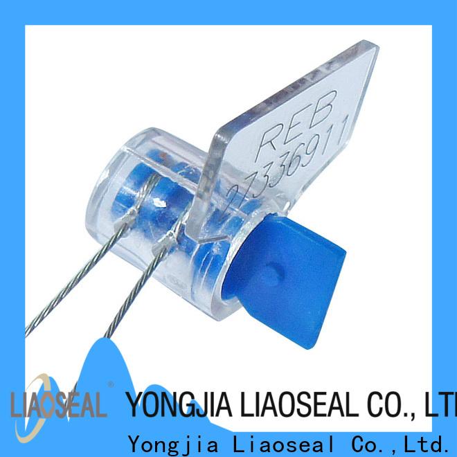 Custom energy meter seals Suppliers for container doors
