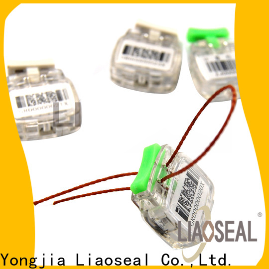 Top meter seals factory for baggage