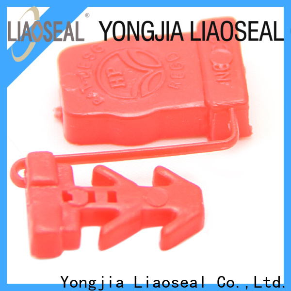 gas meter security seals for business for baggage