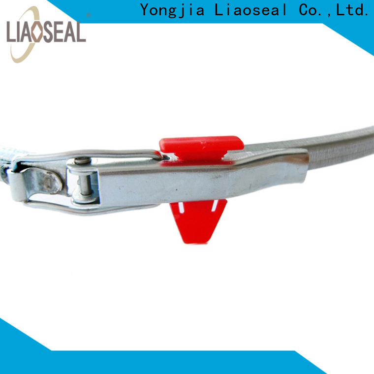 wire seals for meters Suppliers for container doors
