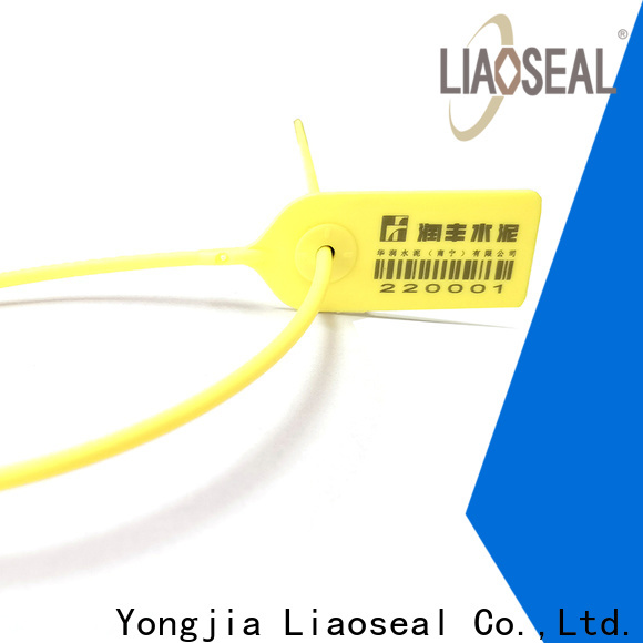 Latest seal container plastic manufacturers for air cargo