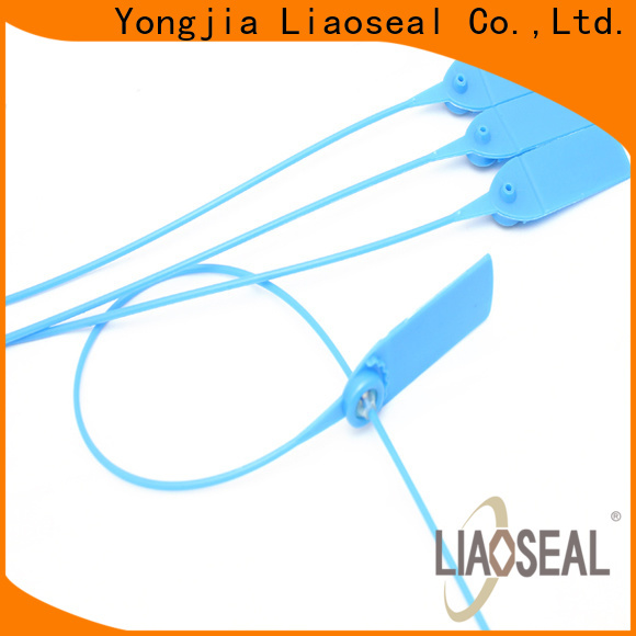 Top plastic pull tight seals for business for freight containers