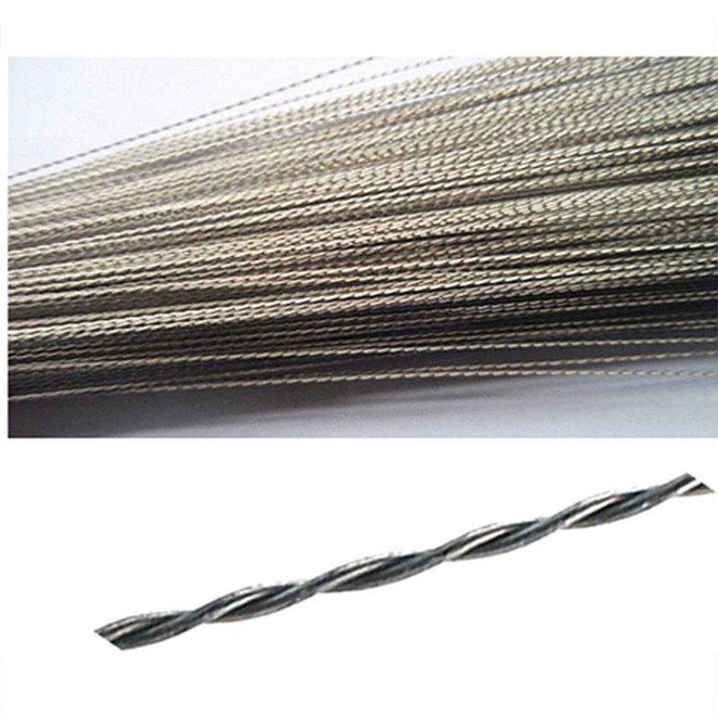 Twisted Galvanized Sealing Wire SW-002B