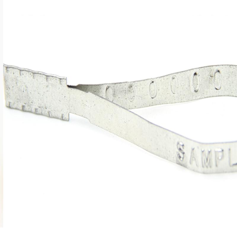 Metal Strap Seal MSS-1