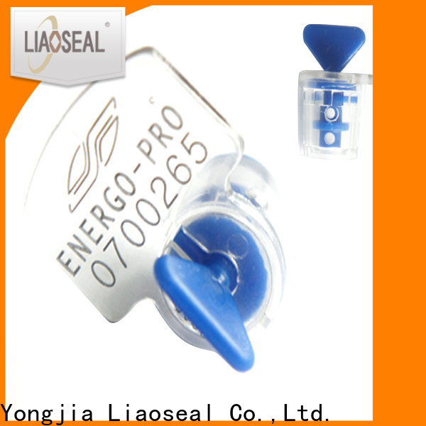 High-quality energy meter seals factory for postbags