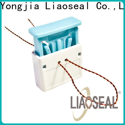 electric meter box seal manufacturers for gaming machines