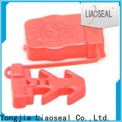 Wholesale lead seals factory for fire doors