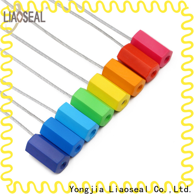 Wholesale cable lock seals Suppliers for gates